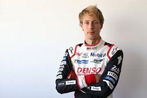 Brendon Hartley, Toyota Gazoo Racing