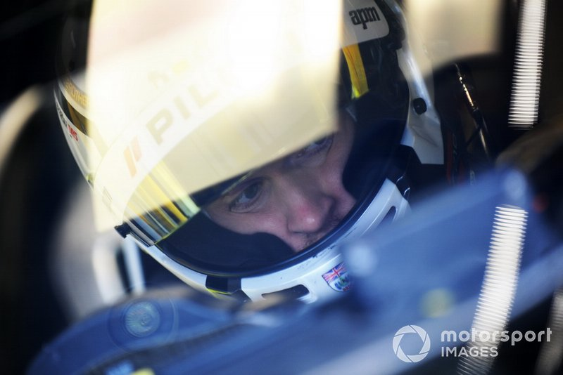 Оливер Уэбб, ByKolles Racing Team, ENSO CLM P1/01 (№4)