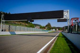 Track area