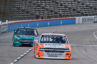 Angela Ruch, Niece Motorsports, Chevrolet Silverado The Ruch Life, Johnny Sauter, ThorSport Racing, Ford F-150