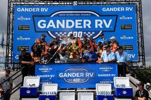 Martin Truex Jr., Joe Gibbs Racing, Toyota Camry Sirius XM wins