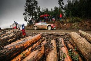 Sébastien Ogier, Julien Ingrassia, Citroën World Rally Team Citroen C3 WRC