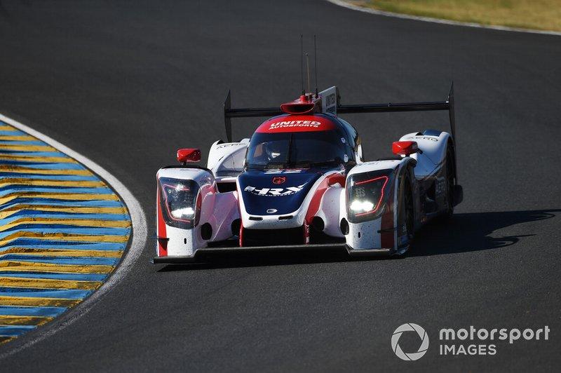 #22 United Autosports Ligier JSP217 Gibson: Phil Hanson, Filipe Albuquerque, Paul di Resta