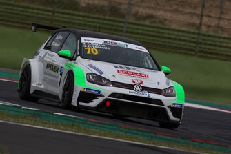 Giovanni Berton, Davide Valsecchi, Elite Motorsport, Volkswagen Golf GTI TCR DSG