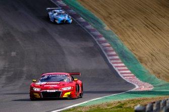 #5 Phoenix Racing Audi R8 LMS GT3 2019: Kim-Luis Schramm, Frank Stippler