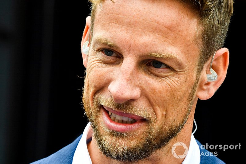Jenson Button, Sky TV