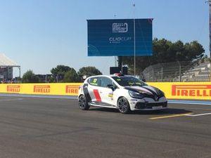 lAlbert Legutko, Renault Clio RS IV Cup