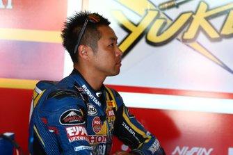 Yuki Takahashi, Althea Racing