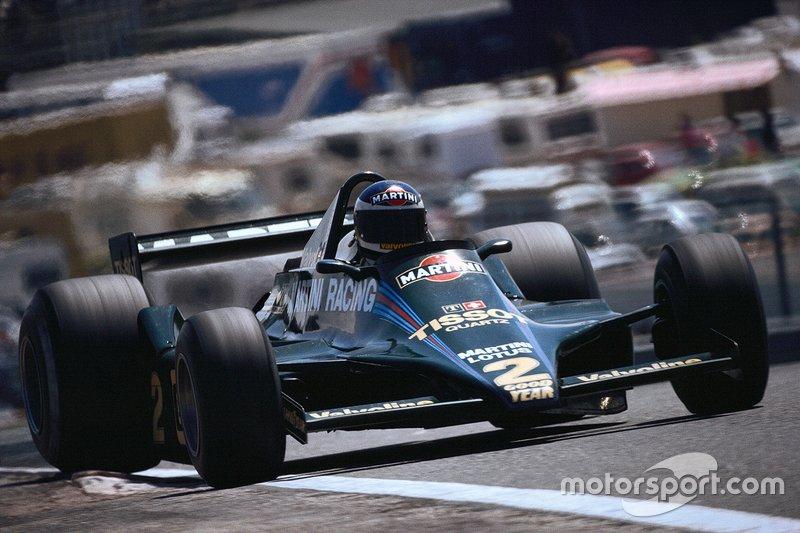 Carlos Reutemann, Lotus