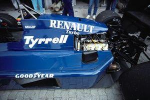 Stefan Bellof's Tyrrell 014 Renault