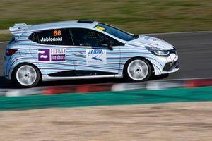 Szymon Jabłoński, Renault Clio Cup Central Europe