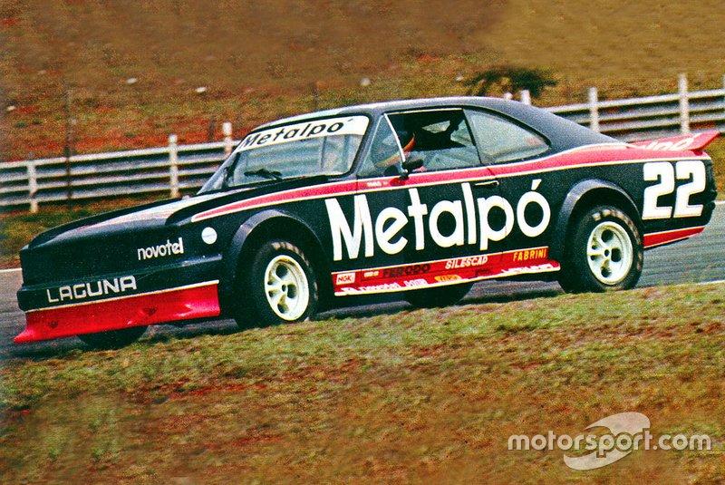1984 - Paulo Gomes (3) - Chevrolet Opala