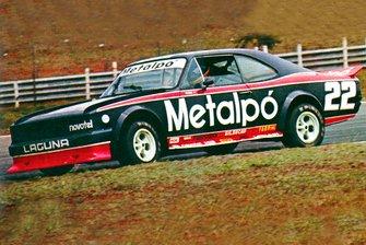 Em 1984, Paulo Gomes conquistou o seu 3º título da Stock e foi também o 1º a vencer dois anos seguidos