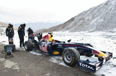 Red Bull Khardunga La show run