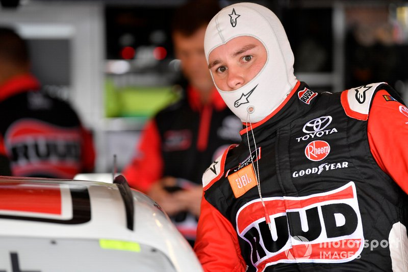 Christopher Bell, Joe Gibbs Racing, Toyota Supra Ruud