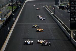 Ben Hanley, DragonSpeed Chevrolet, Will Power, Team Penske Chevrolet