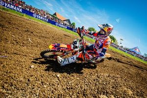 Jeffrey Herlings tijdens ADAC MX