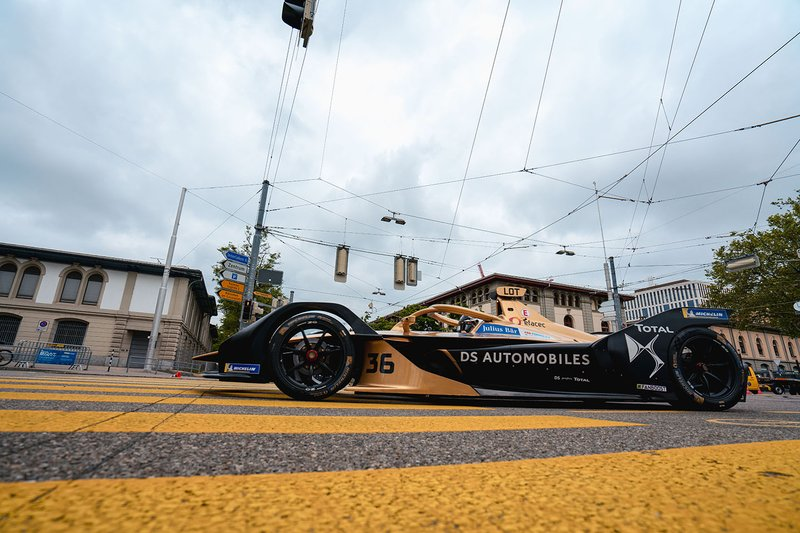 DS TECHEETAH