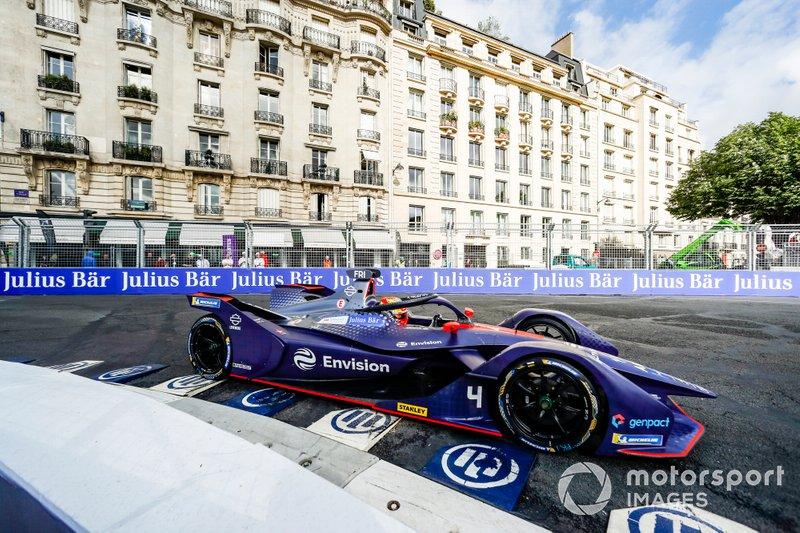 A Fórmula E anunciou a suspensão da temporada por dois meses: os ePrix de Paris e Seul foram suspensos.