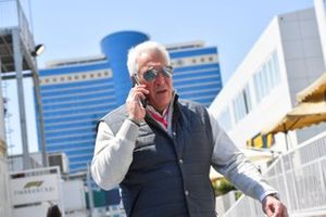 Lawrence Stroll, propietario del equipo Racing Point Force India F1