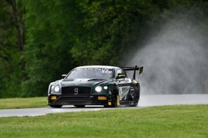 #9, Bentley Continental GT3, Alvaro Parente and Andy Soucek