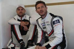 #92 Porsche GT Team Porsche 911 RSR: Kevin Estre, Laurens Vanthoor