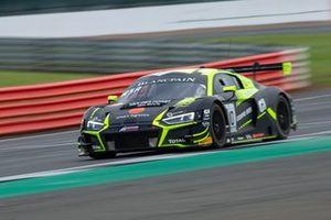 #10 Belgian Audi Club Team WRT Audi R8 LMS GT3 2019: Rik Breukers, Charles Weerts, Ricardo Sanchez