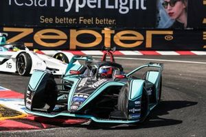 Mitch Evans, Panasonic Jaguar Racing, Jaguar I-Type 3 Oliver Turvey, NIO Formula E Team, NIO Sport 004