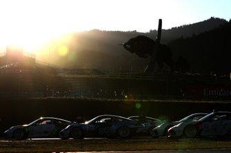 Porsche-Supercup auf dem Red-Bull-Ring in Spielberg