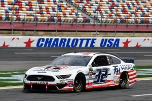 Corey LaJoie, Go FAS Racing, Ford Mustang Freedom Hard