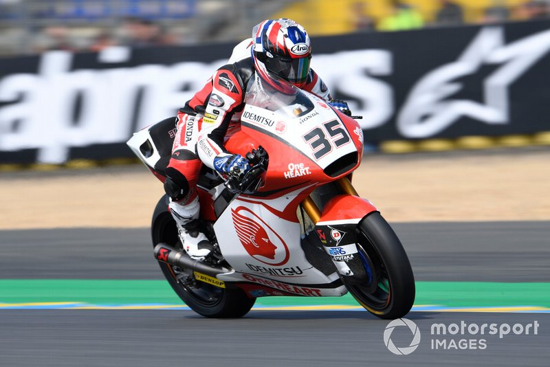 Somkiat Chantra, Honda Team Asia, French Moto2 2019