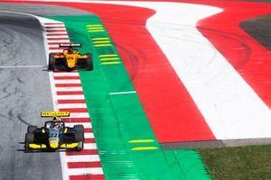 Ye Yifei, Hitech Grand Prix en Sebastian Fernandez, Campos Racing