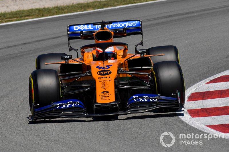 Oliver Turvey, piloto de pruebas McLaren