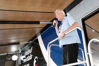 Mike Lanigan, Rahal Letterman Lanigan Racing Honda