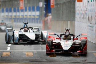 Pascal Wehrlein, Mahindra Racing, M5 Electro Edoardo Mortara, Venturi Formula E, Venturi VFE05