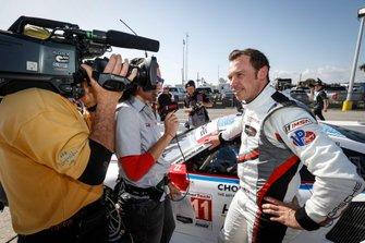Pole para #911 Porsche GT Team Porsche 911 RSR, GTLM: Patrick Pilet