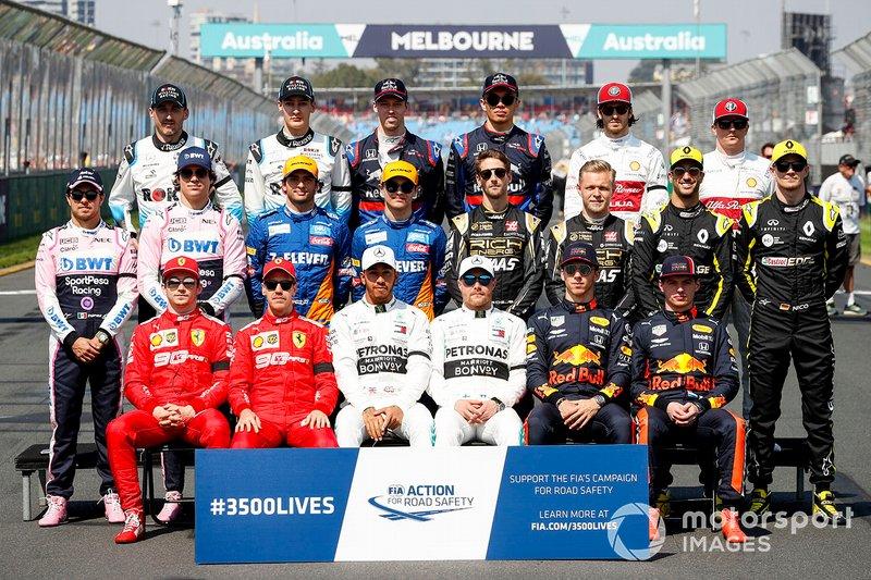 Gesucht: Die Formel-1-Fahrer 2020