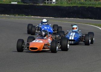 Derek Bell Cup, James King Chevron B15