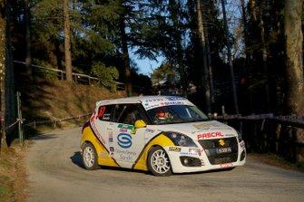 Andrea Scalzotto, Daniele Cazzador, SWIFT Sport 1.6 R1B, Funny Team