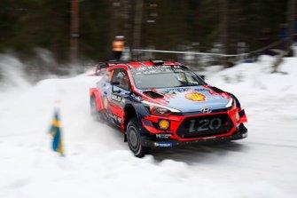 Thierry Neuville, Nicolas Gilsoul, Hyundai Motorsport, Hyundai i20 Coupé