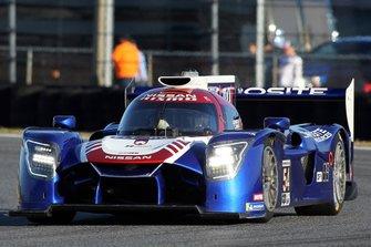 #54 Core autosport Nissan DPi: Jonathan Bennett, Colin Braun, Romain Dumas, Loic Duval