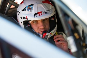 Sebastian Marshall, Toyota Gazoo Racing WRT Toyota Yaris WRC