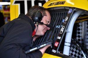 Joey Logano, Team Penske, Ford Mustang Shell Pennzoil Todd Gordon