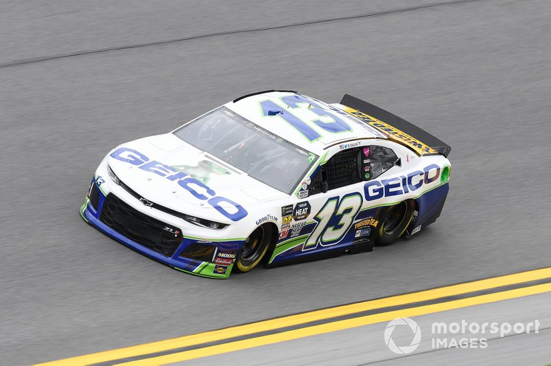 #13: Ty Dillon, Germain Racing, Chevrolet Camaro