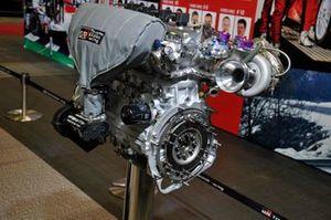ヤリスWRCのエンジンGI4A