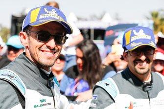 Teammates Bandar Alesayi, Saudi Racing, Ahmed Bin Khanen, Saudi Racing