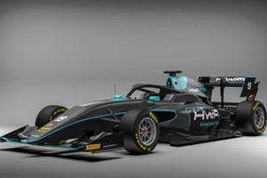FIA F3 car, HWA Racelab