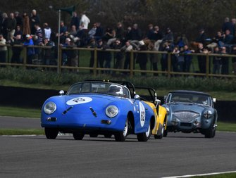 Tony Gaze Trophy, Jeff Moyes Porsche Speedster