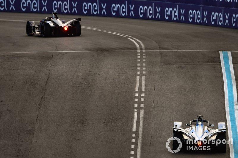 Felipe Massa, Venturi Formula E, Venturi VFE05, segue Robin Frijns, Envision Virgin Racing, Audi e-tron FE05