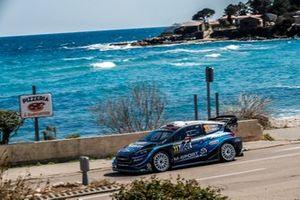 Элфин Эванс, Скотт Мартин, M-Sport Ford WRT Ford Fiesta WRC